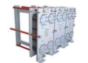 可拆半焊板式換熱器